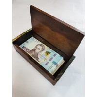 Тайська шкатулка жіноча для грошей