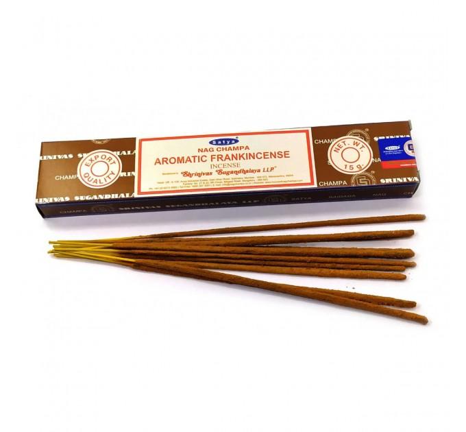 Аромапалички ароматний ладан