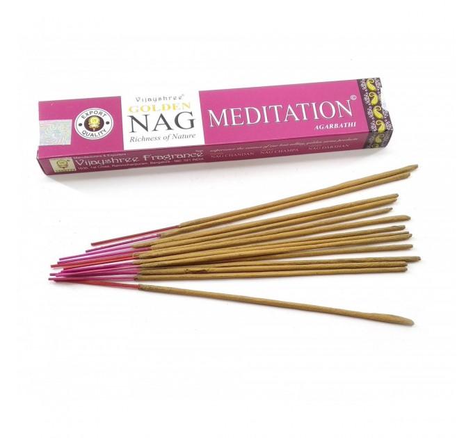 Аромапалички золота медитація