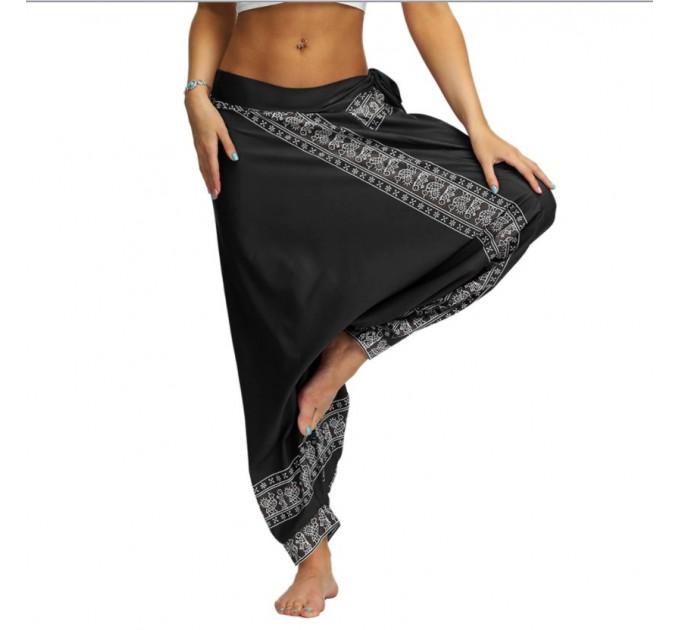 Модні жіночі штани Аладіна для танців