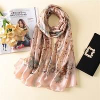 Жіночий шарф хустка знаки зодіаку