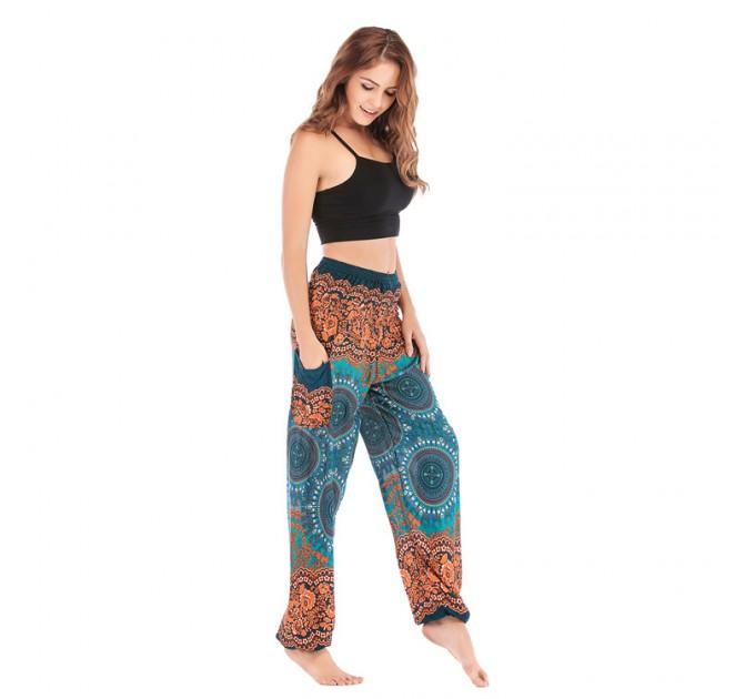 Штани жіночі балійський стиль