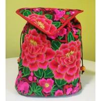Рюкзак міський з вишивкою