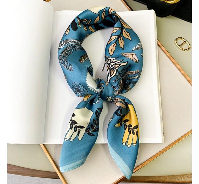 Шовковий шарф магічний