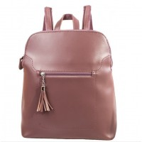 Рюкзак розовый женский лаванда